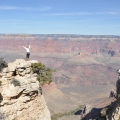 100 jaar Grand Canyon Arizona