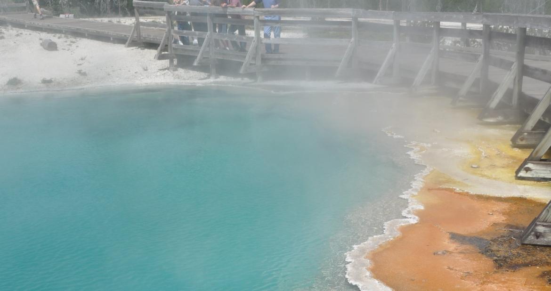 Yellowstone National Park Heidi travels usa
