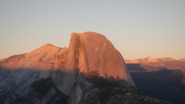 Half Dome Yosemite National Park heiditravelsusa.nl