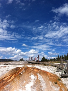 heidi travels usa yellowstone national park