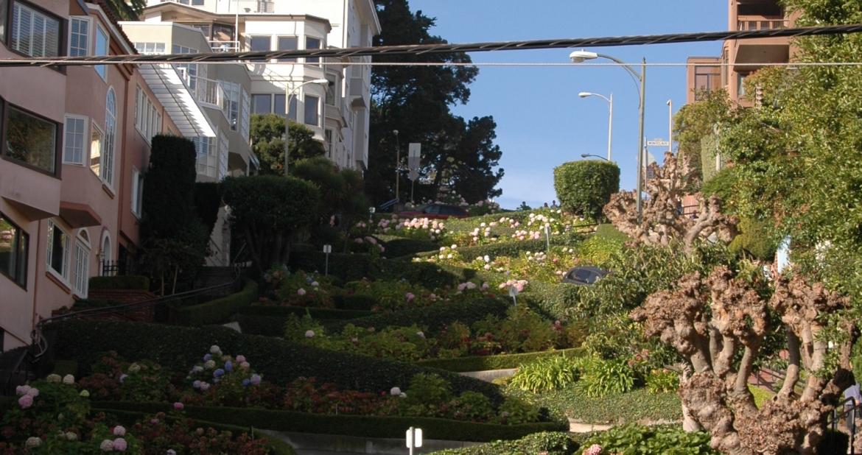 Lombard Street San Francisco heiditravelsusa.nl