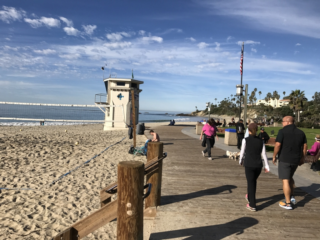Laguna Beach Californie Amerika heiditravelsusa.nl