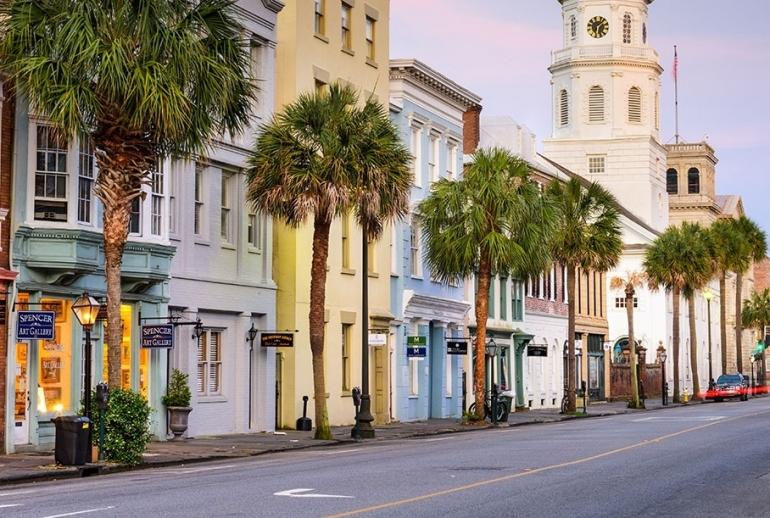 Charleston Georgia USA