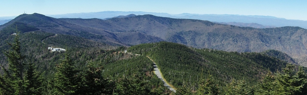 mount mitchell north carolina