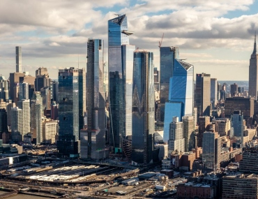 Edge Hudson Yards New York City heiditravelsusa.nl