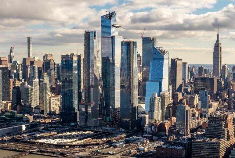 Edge Hudson Yards New York City heiditravelsusa.nl