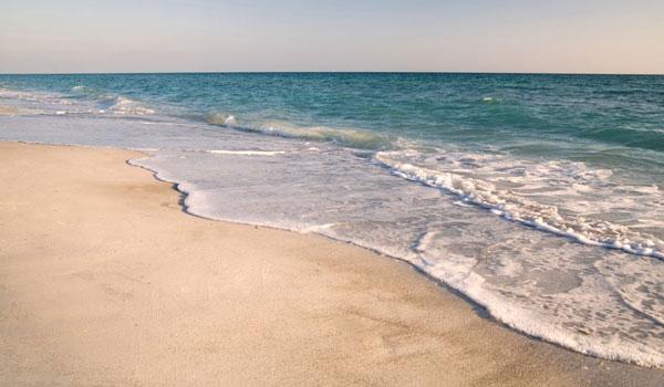 Texas stranden