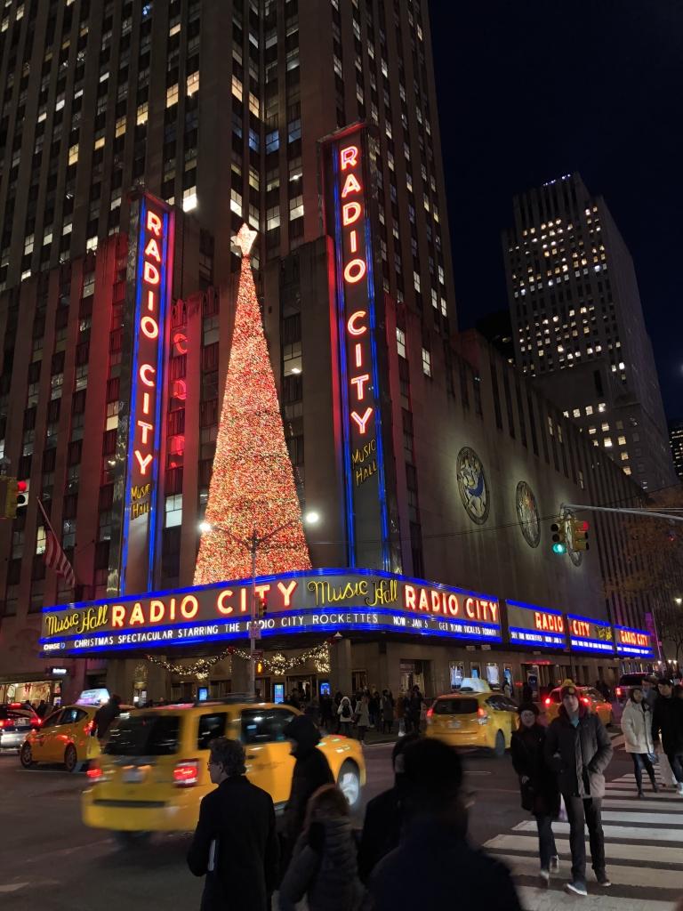 heiditravelsusa.nl Radio City Music Hall New York