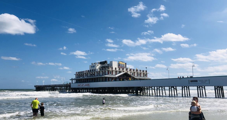 Daytona Beach Florida heiditravelsusa.nl