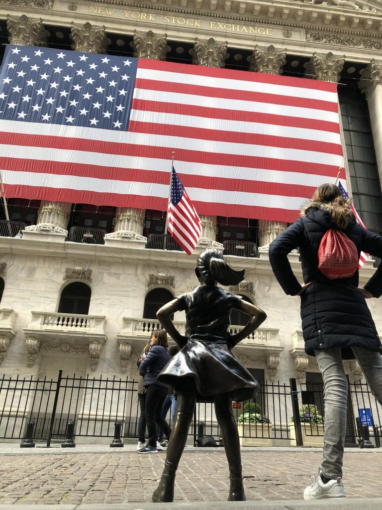 Wall Street New York heiditravelsusa.nl