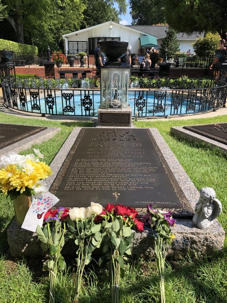 Memphis Graceland Elvis Tennessee heiditravelsusa.nl