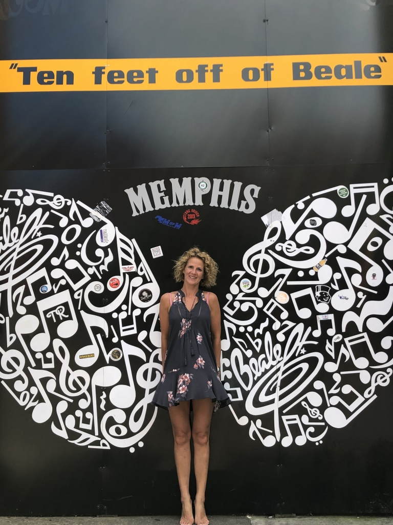 When I was walking in Memphis Tennessee heiditravelsusa.nl
