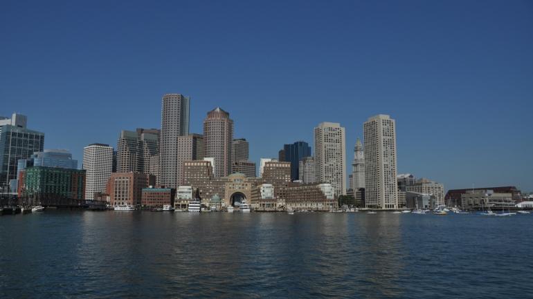 Boston skyline heiditravelsusa.nl