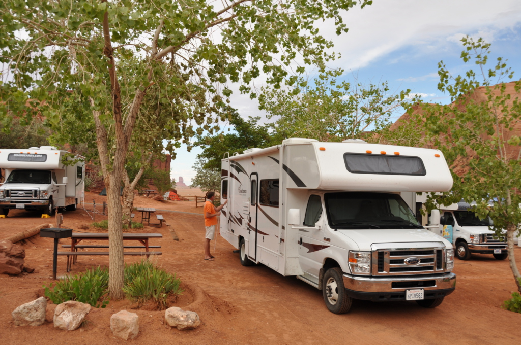 Monument Valley Tribal Park Arizona heiditravelsusa.nl